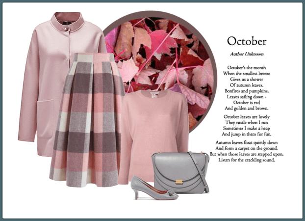 pinks of fall