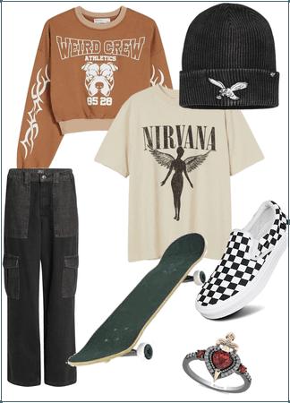 Skate autfit