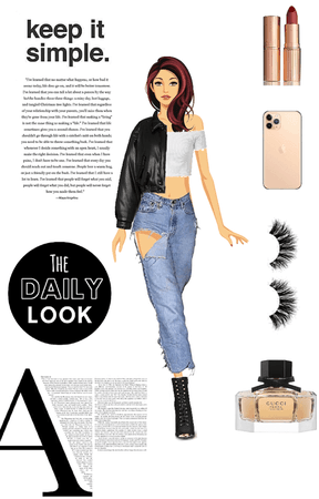daily outfit #1