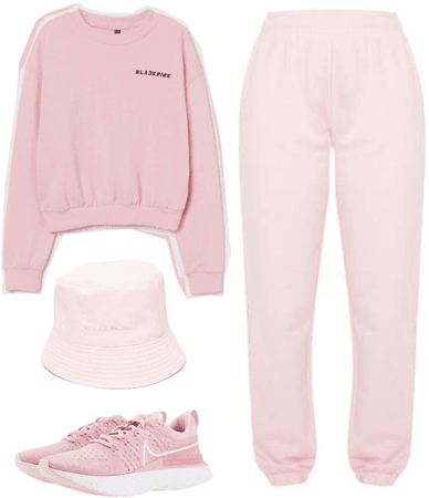 sporty pink