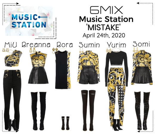 《6mix》Music Station