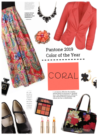 Pantone Color of the Year: Coral