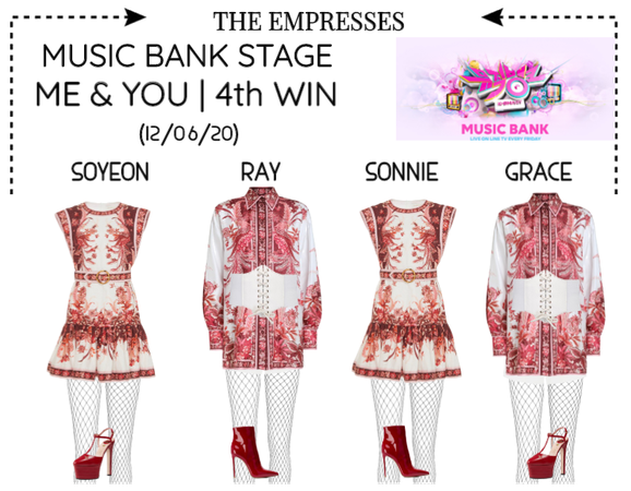 [EMPRESS] MUSIC BANK | ME & YOU | 4th WIN