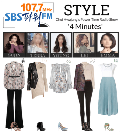 STYLE SBS FM Choi Hwajung's Power Time Radio Show