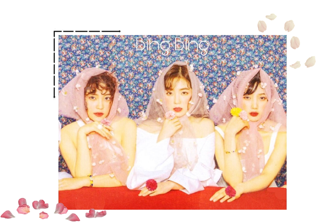 {3D}'Bing Bing' Comeback Group Teaser