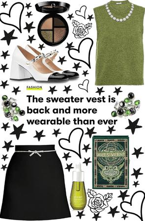 Sweater Vest Style