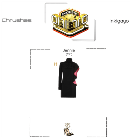 Crushes (호감) [MC Jennie] Inkigayo
