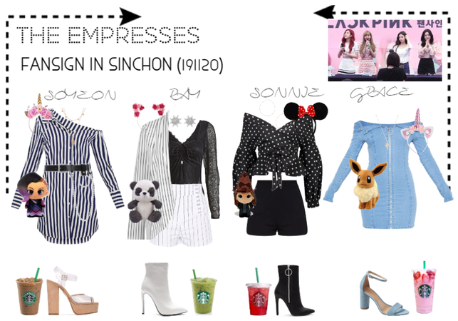 [THE EMPRESSES] FANSIGN IN SINCHON