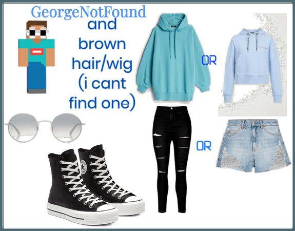 GeorgeNotFound cosplay