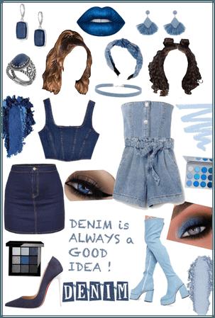 Denim Girls