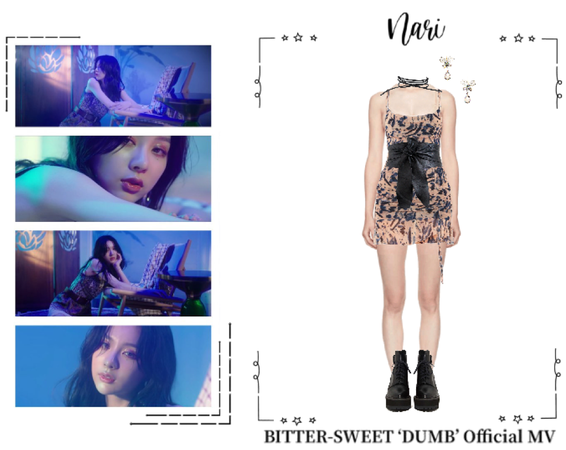 BITTER-SWEET [비터스윗] (NARI) 'DUMB' Official MV 210201