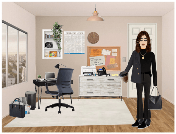 Office Business From Home