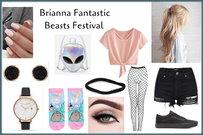 Brianna Fantastic Beasts Festival