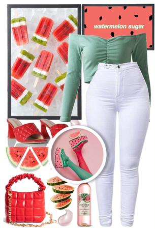 Watermelon!!🍉