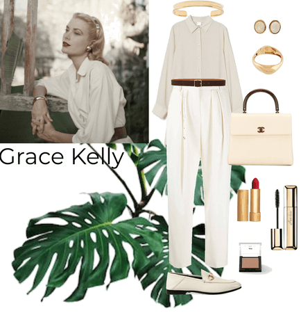 Grace Kelly outfit