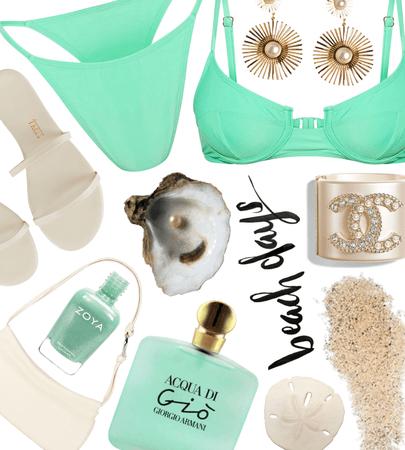 SUMMER 2021: Mint Beach Days