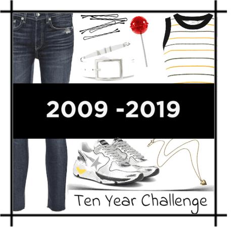 Ten Year Challenge