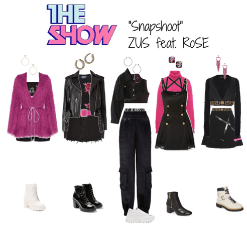"""SNAPSHOOT"" ZUS Feat. RoSE"