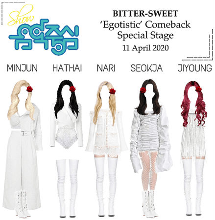BITTER-SWEET [비터스윗] Show! Music Core 200411