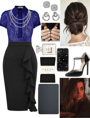 Layla Stark Inspired Outfit
