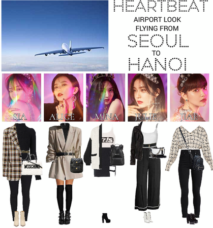 [HEARTBEAT] AIRPORT | FROM SEOUL TO HANOI