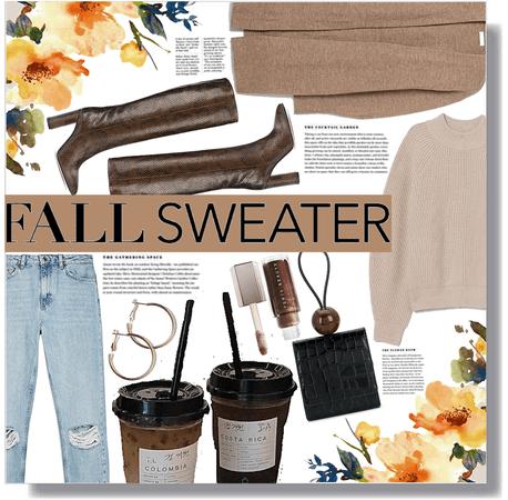 fall sweater season 🍂🍁