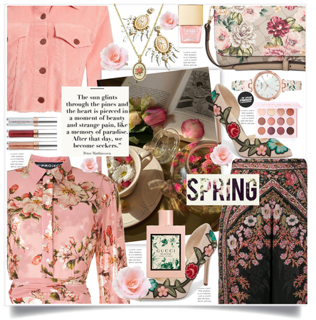 Romantic Spring Style