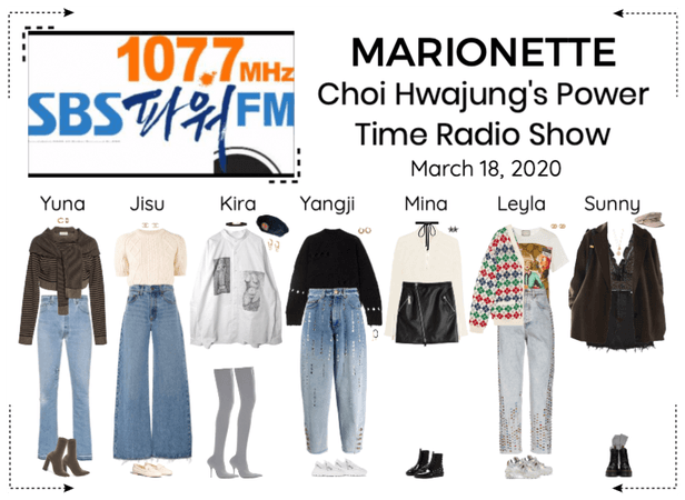MARIONETTE (마리오네트)Choi Hwajung's Power Time Radio