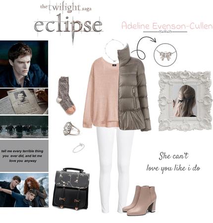 Twilight Eclipse OC - Adeline Cullen