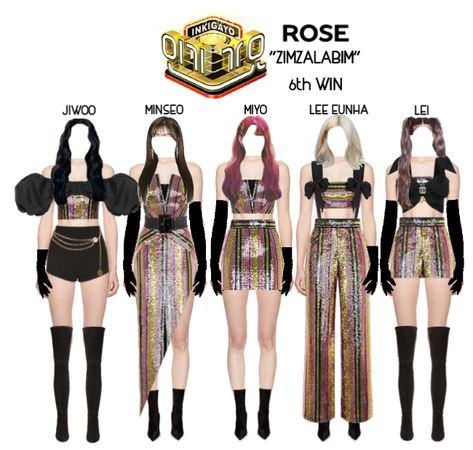 "{RoSE} ""ZIMZALABIM"" 6th Win"