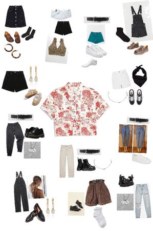 12 Ways to Wear a Safari Print Shirt