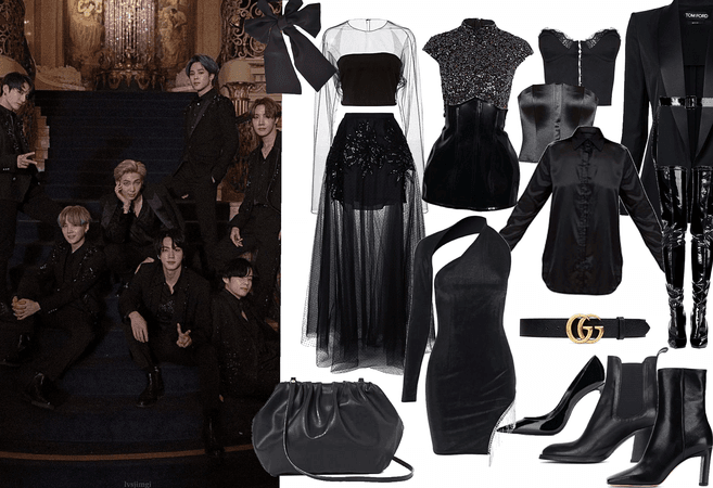 BTS Black Swan Concept
