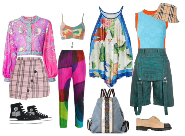 Colour me Kate does Quirky Style Personality
