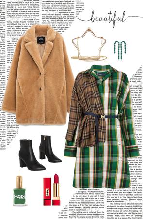 puffy coat=fancy