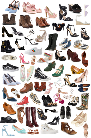 even more shoes I love