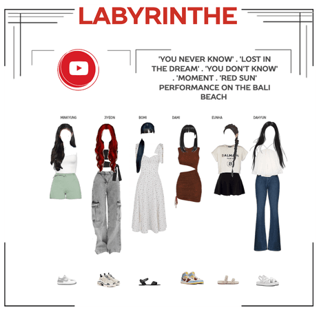 LABYRINTHE on the YouTube