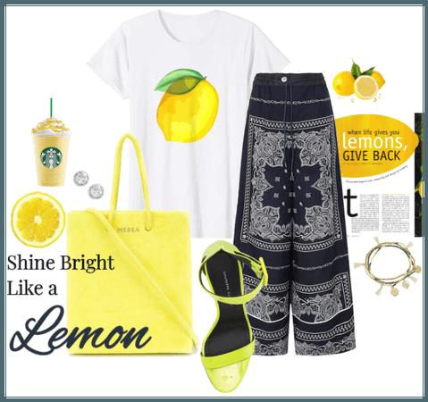 Shine Bright Like a Lemon