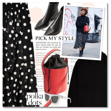Polka Dots - Always on Point