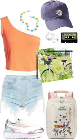 Bicycle Outfit