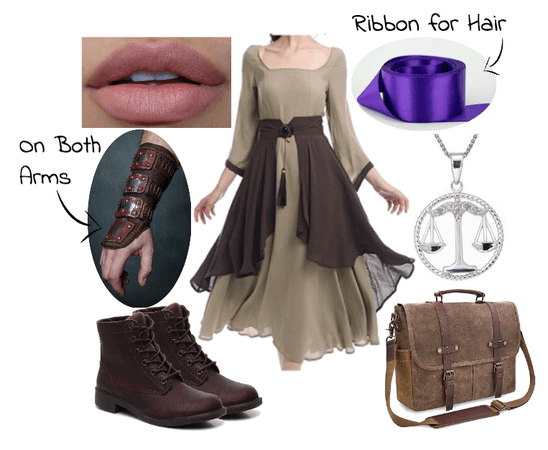 Reader's Casual Outfit in Chosen