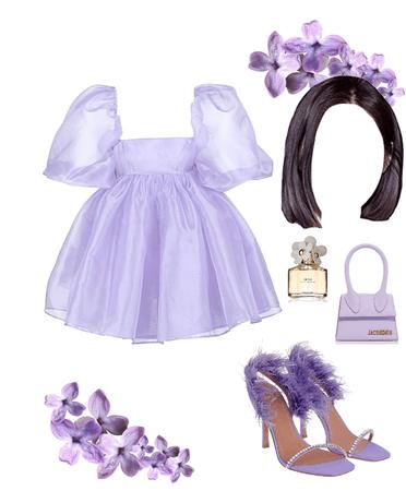 Lilac Doll