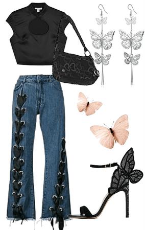 I've got butterflies