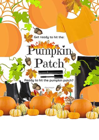 pumpkin. patch. fun. 😎