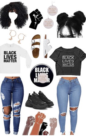 Black Lives Matter‼️