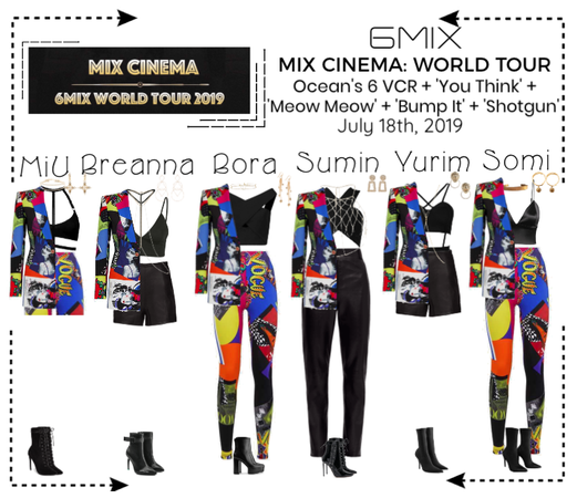 《6mix》Mix Cinema | New York