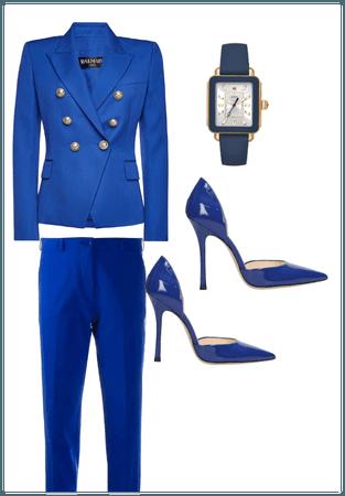 Blue work💼💼
