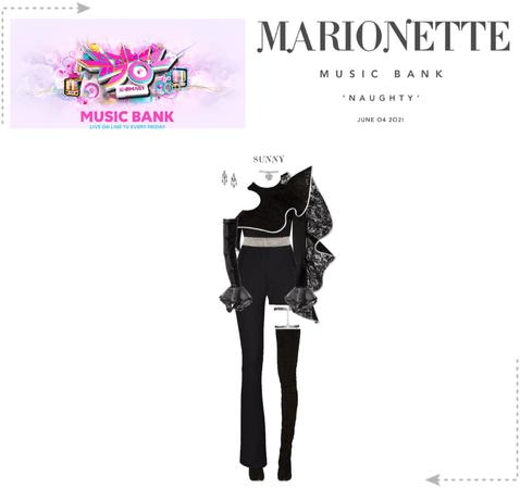 마리오네트 (MARIONETTE) - [MUSIC BANK] 'NAUGHTY'