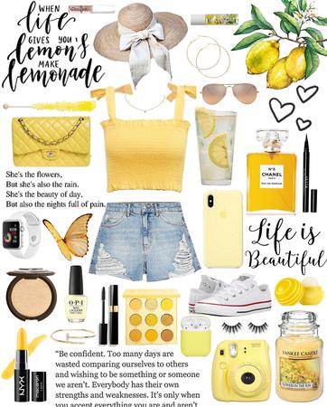 When Life Gives You Lemons Make Lemonade!
