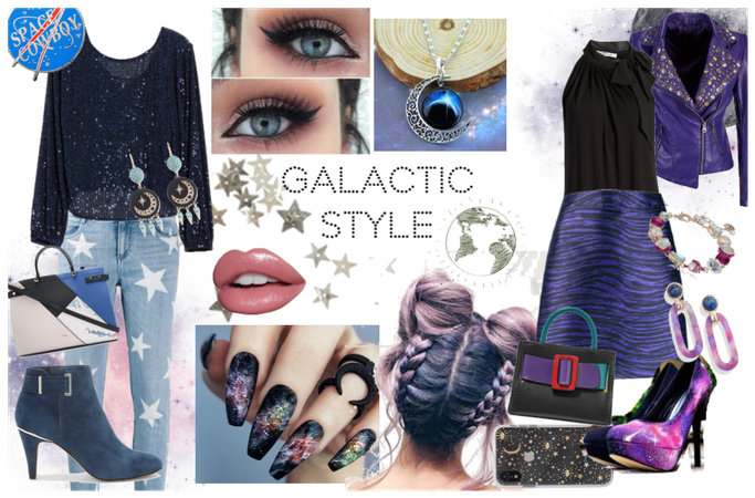 Galactic Duo