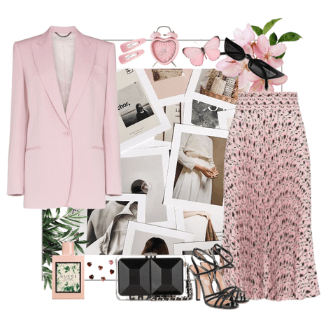 Pink Monochromatic